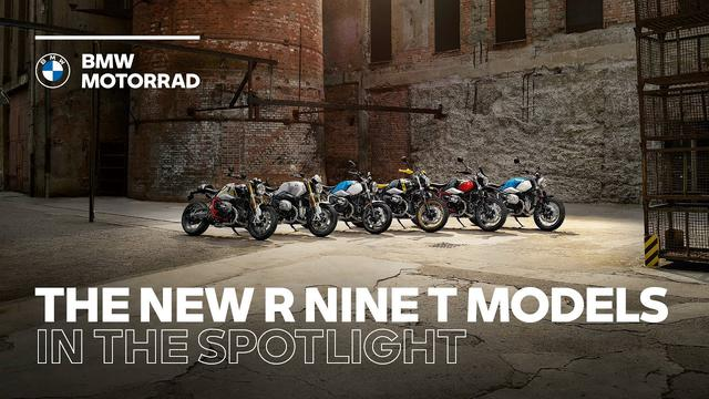 画像: IN THE SPOTLIGHT: The new BMW R nineT Models www.youtube.com