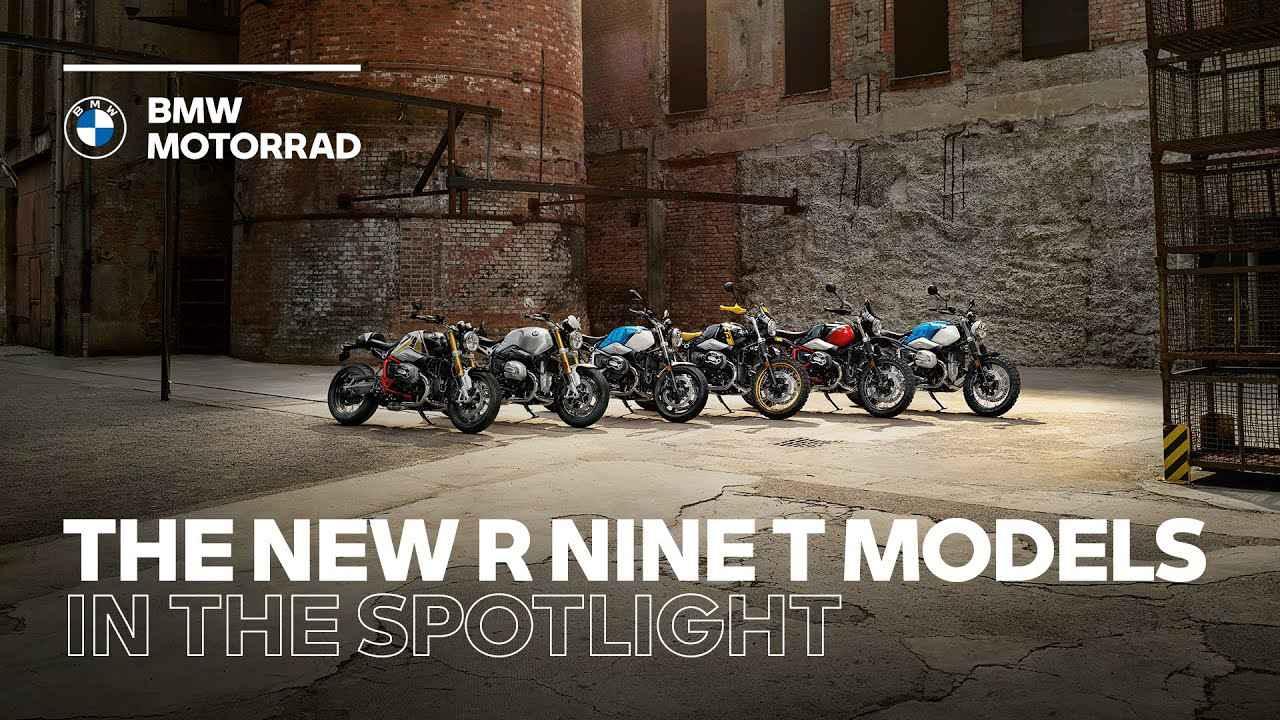 画像: IN THE SPOTLIGHT: The new BMW R nineT Models www.youtube.com