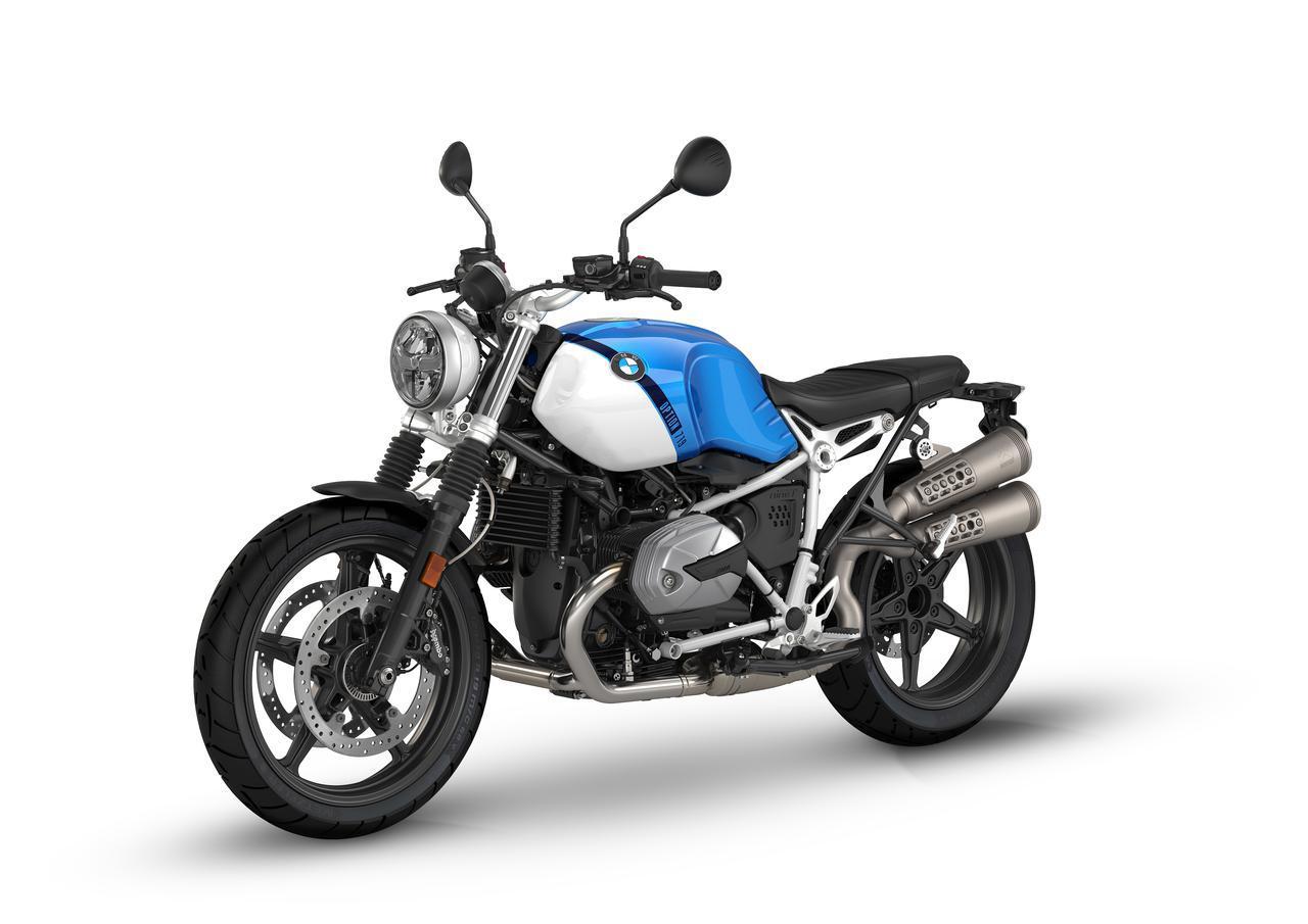 画像4: BMWの「R nineT」シリーズがモデルチェンジ! エンジン改良&装備充実の新型が登場【2021速報】
