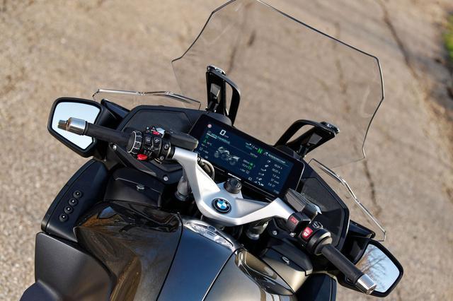 画像6: BMW「R 1250 RT」(2021年モデル)車両概要