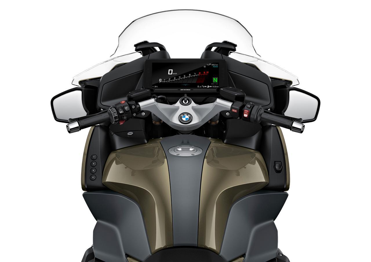 Images : 14番目の画像 - 【写真67枚】BMW R1250RT - webオートバイ