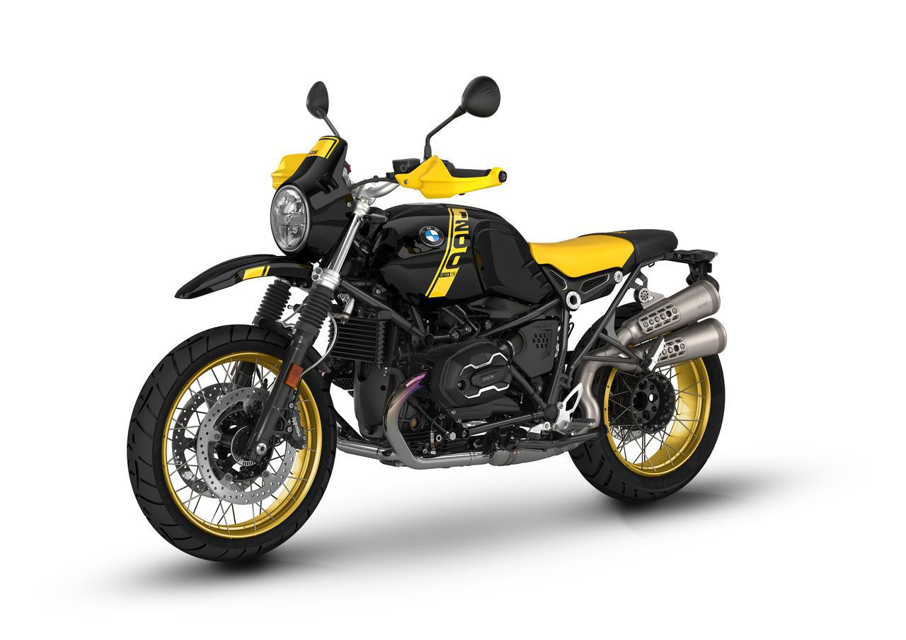画像6: BMWの「R nineT」シリーズがモデルチェンジ! エンジン改良&装備充実の新型が登場【2021速報】
