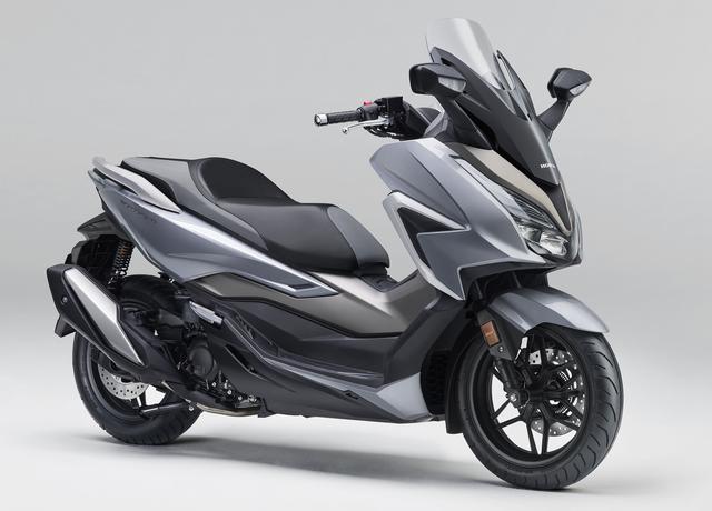 画像3: ホンダが新型「フォルツァ」を発売! モデルチェンジでエンジンを一新、スタイリッシュさを増した外観にも注目【2021速報】