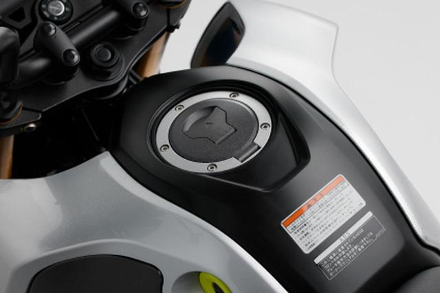 画像2: ホンダの原付二種 新型「グロム」は3月25日発売! 2021年モデルは外観とエンジンを一新、ミッションは4速から5速に!