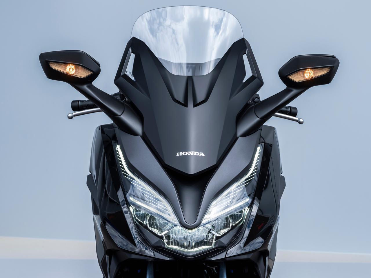 画像: 欧州ではホンダ「フォルツァ125」の2021年モデルが登場 - webオートバイ