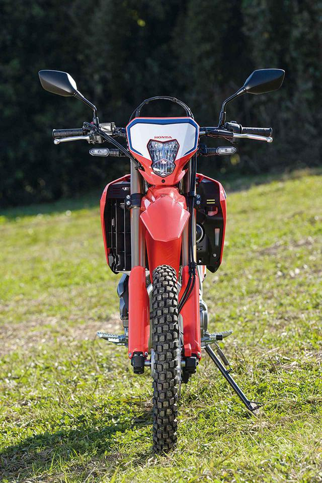 画像: 装備や細部の解説はこちら! ホンダ新型「CRF250L」- webオートバイ