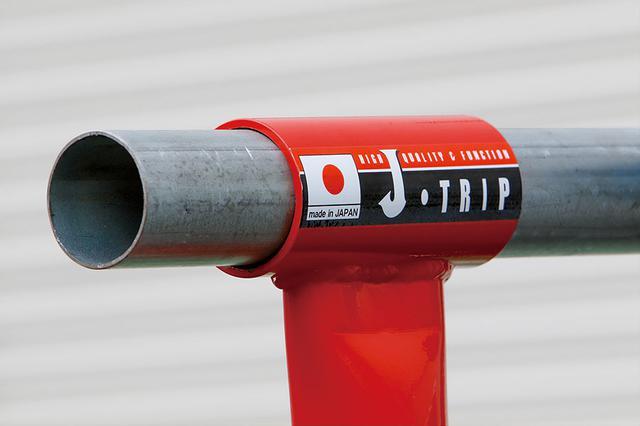 画像3: J・TRIP『赤フレームスタンド(吊り下げタイプ)』