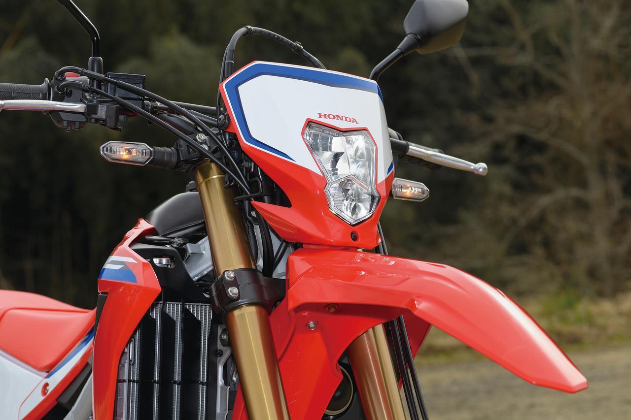 Images : 9番目の画像 - 【写真9枚】ホンダ「CRF250L」 - webオートバイ