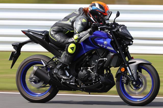 画像: ヤマハ「MT-25」最高速計測|平嶋夏海の挑戦 - webオートバイ