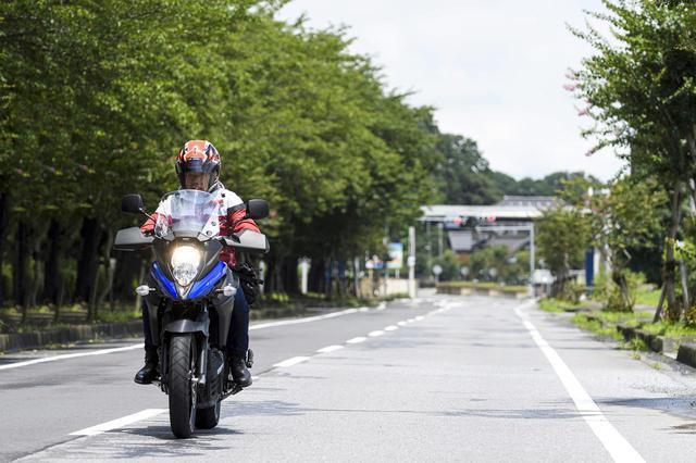 画像: スズキ「Vストローム650XT」インプレはこちら - webオートバイ