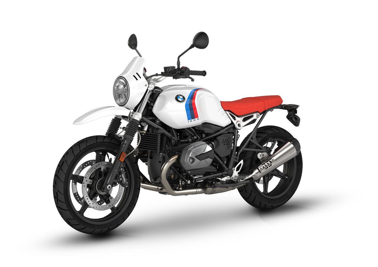 画像3: BMW「R nineT アーバンG/S」がモデルチェンジ! 新型は往年のGSスタイルと最新スペックのメカニズムを融合【2021速報】