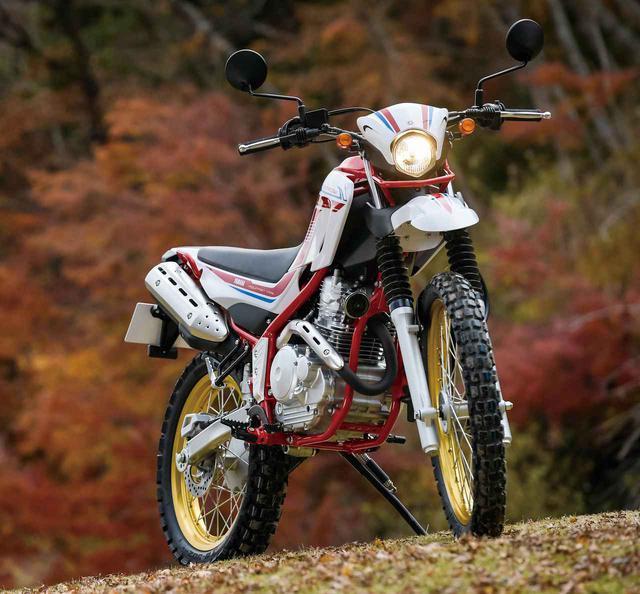 画像: 【開発者インタビュー】ヤマハ「セロー250 ファイナルエディション」 - webオートバイ