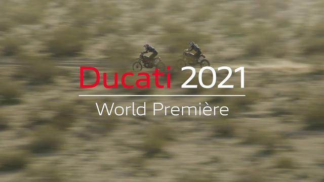 画像: 【動画】Ducati World Première - Special Edition Scrambler Ducati [English Subtitles] www.youtube.com