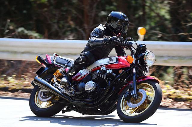画像3: 特集は「空冷最速CB1100R/F」『ミスター・バイクBG』2021年4月号好評発売中