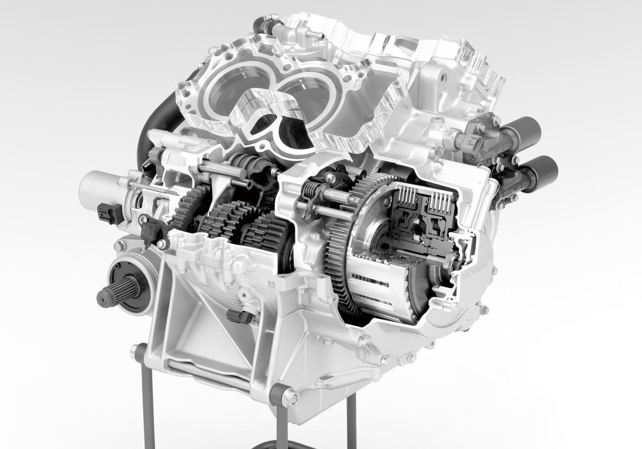 画像: ホンダ車のDCT〈デュアル・クラッチ・トランスミッション〉とは? - webオートバイ