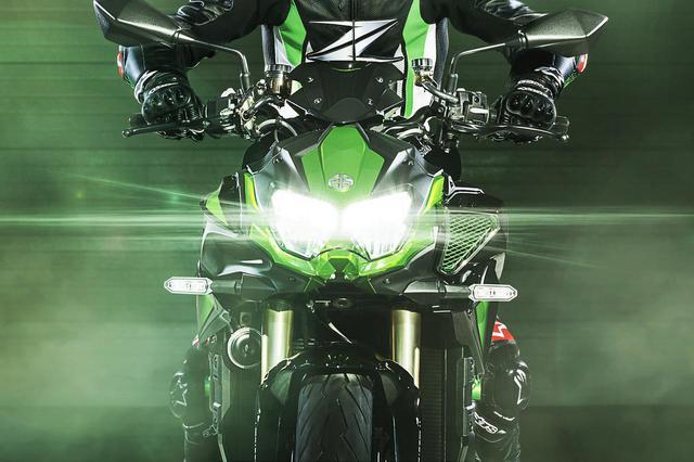 画像: カワサキが「Z H2 SE」の国内仕様車を発表! 電子制御サスを採用したZシリーズの最高峰が日本でも4月にデビュー - webオートバイ