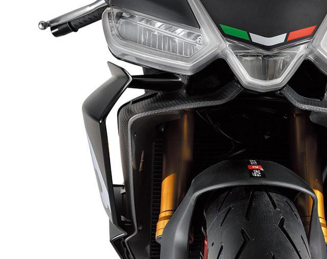画像: アプリリアが軽量スーパースポーツ「RS660」の市販モデルを発表!【2021速報】 - webオートバイ