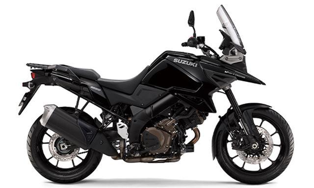 画像10: スズキが「Vストローム1050XT」「Vストローム1050」の2021年モデルを発売! ニューカラーを採用、XTは4色の設定に