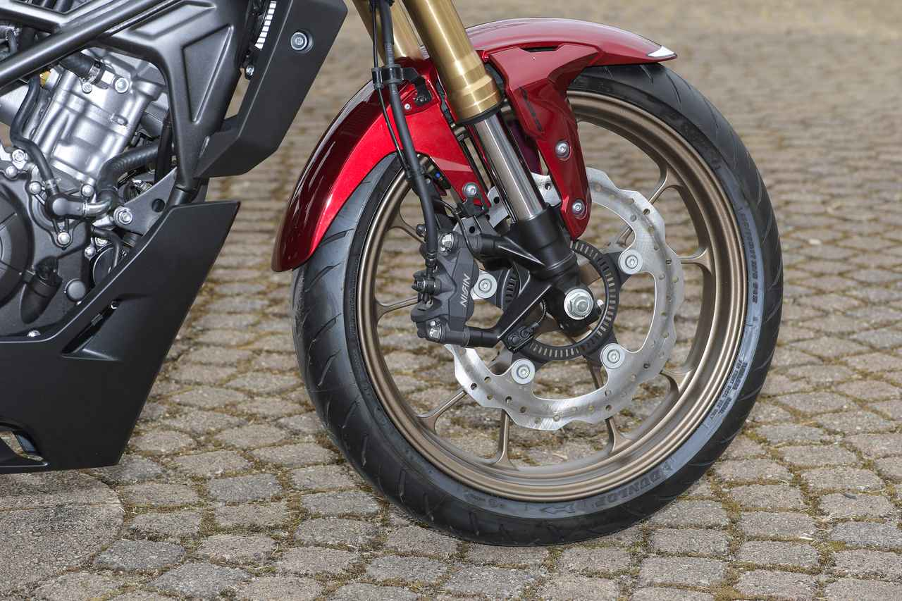 Images : 9番目の画像 - 【写真20枚】ホンダ新型「CB125R」(2021年モデル) - webオートバイ