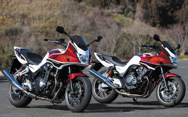 画像: ホンダの歴史上、類を見ないロングセラーバイクCB400&CB1300シリーズの魅力とは? - webオートバイ