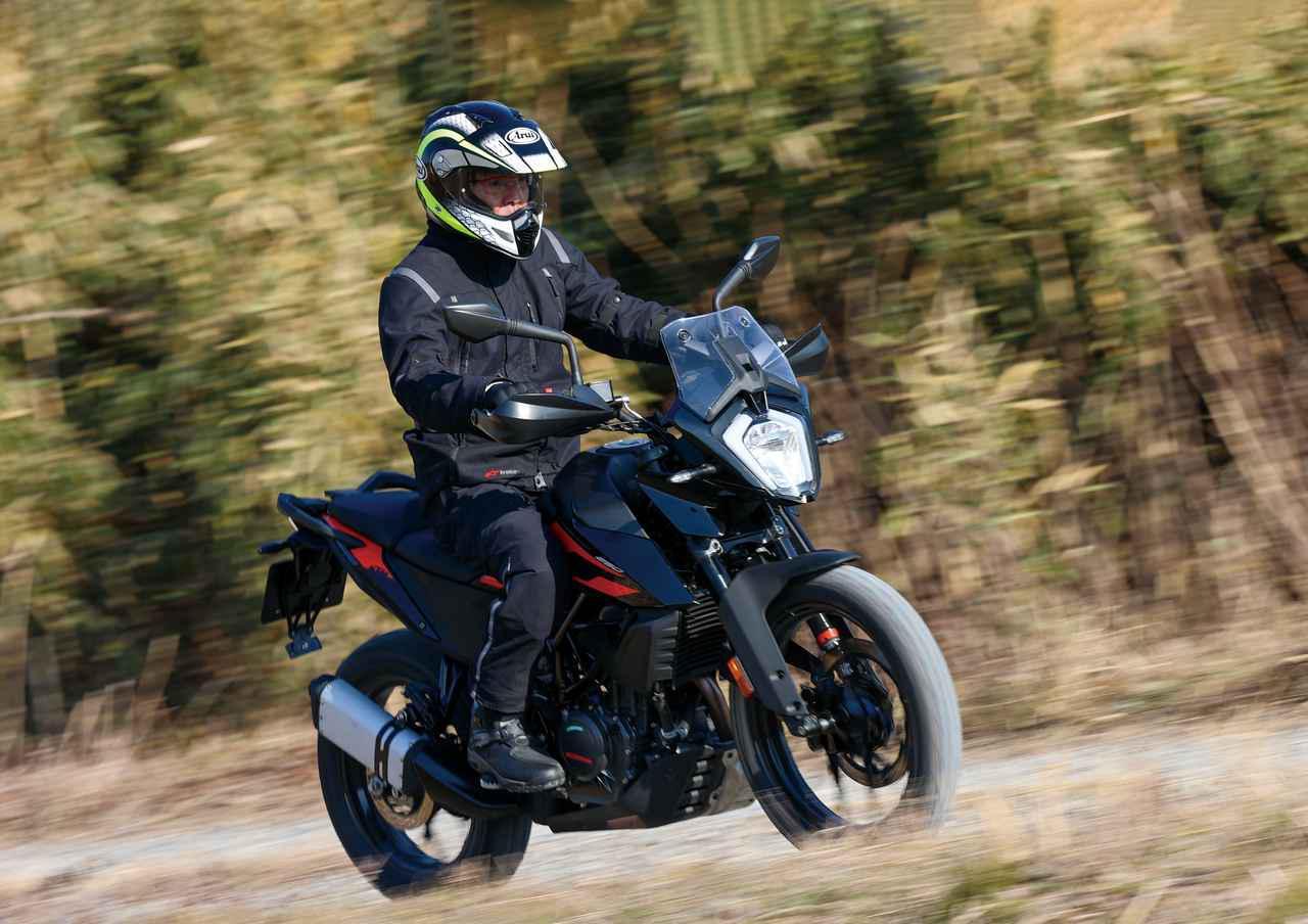 画像3: KTM「250アドベンチャー」インプレ(太田安治)