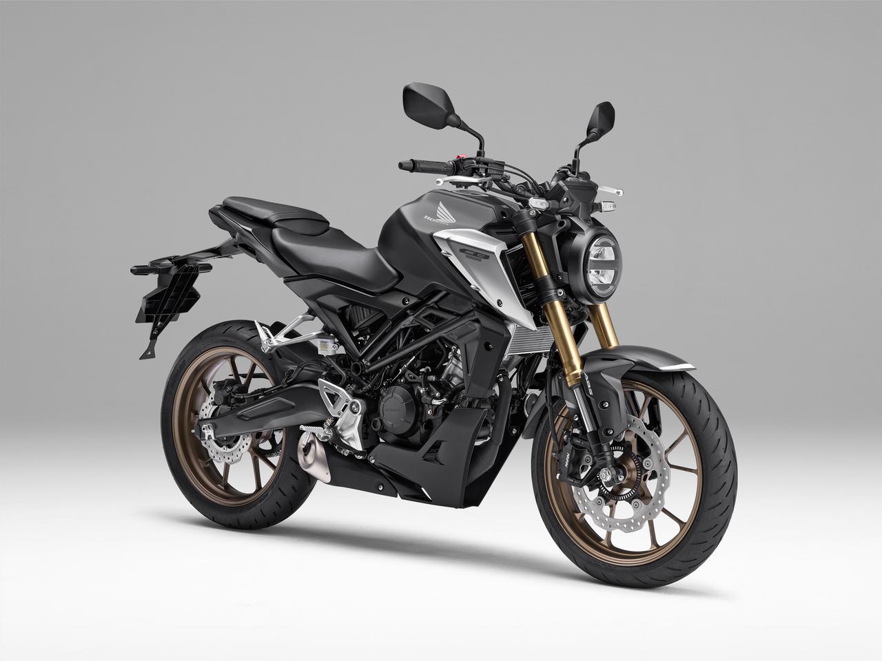 Images : 2番目の画像 - 【写真20枚】ホンダ新型「CB125R」(2021年モデル) - webオートバイ