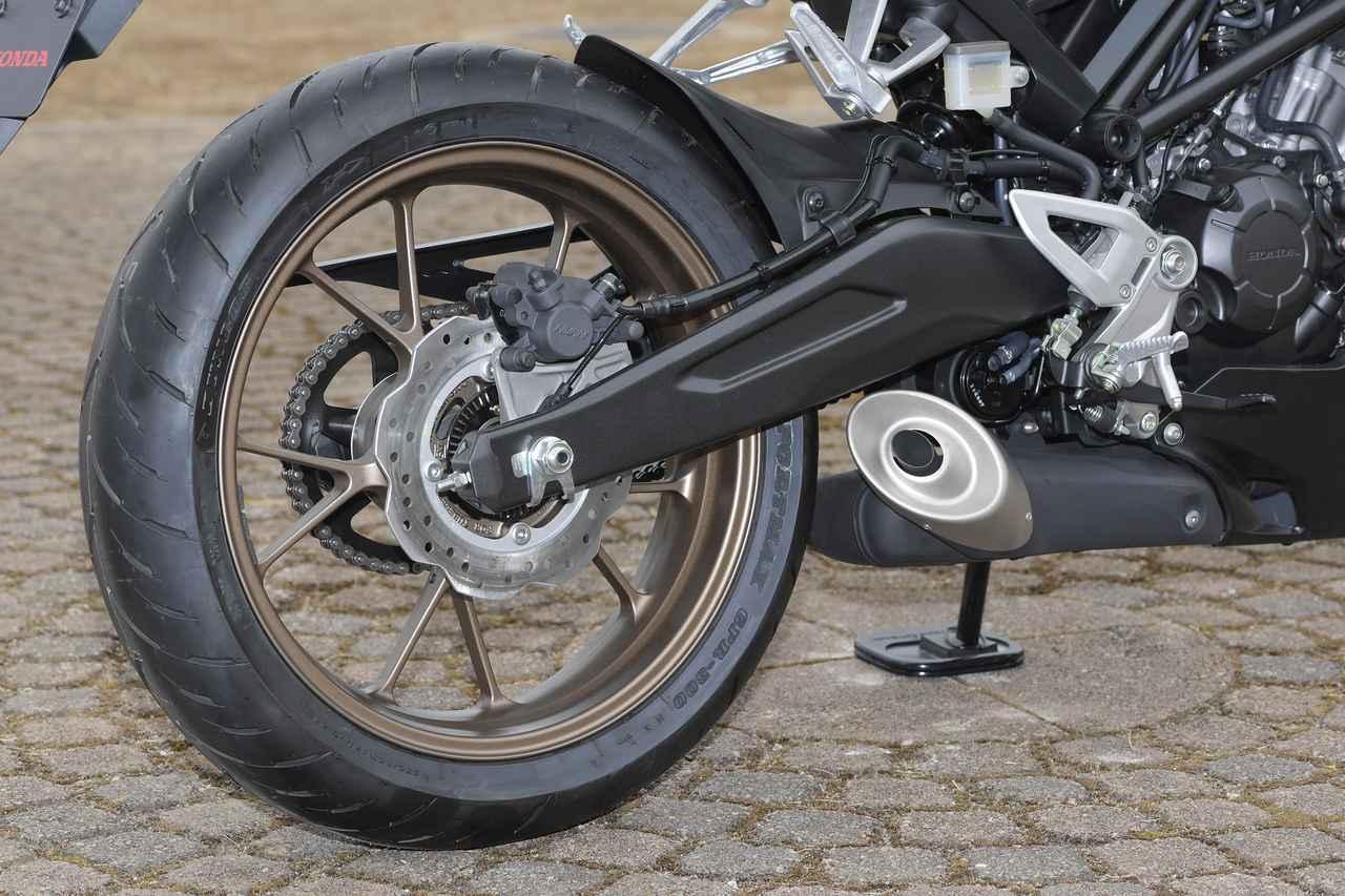 Images : 11番目の画像 - 【写真20枚】ホンダ新型「CB125R」(2021年モデル) - webオートバイ