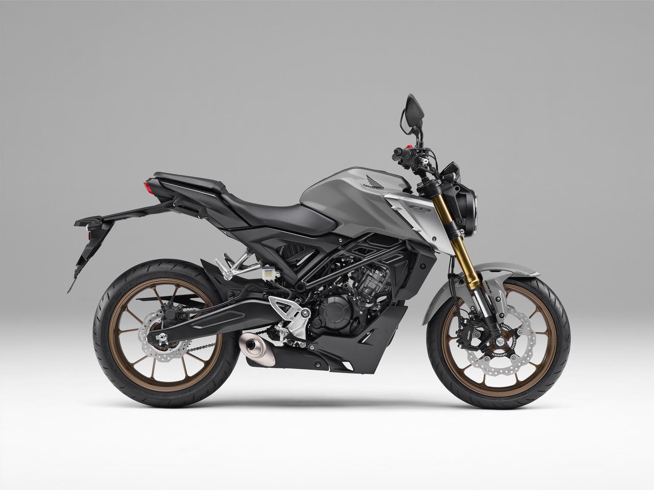 画像2: ホンダが新型「CB125R」を発売! モデルチェンジした2021年型はDOHCエンジンになりパワーアップ