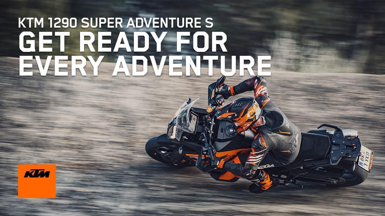 画像: 【走行映像】KTM 1290 SUPER ADVENTURE S www.youtube.com