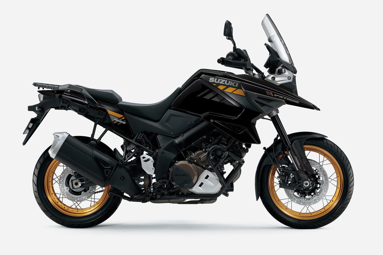 Images : 1番目の画像 - 【写真12枚】スズキVストローム1050/XT(2021年モデル) - webオートバイ