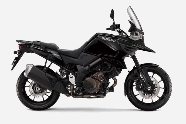 画像: SUZUKI V-Strom1050 ABS (2021年モデル) 総排気量:1036cc エンジン形式:水冷4ストDOHC4バルブV型2気筒 シート高:855mm 車両重量:236kg 発売日:2021年3月16日 メーカー希望小売価格:税込143万円