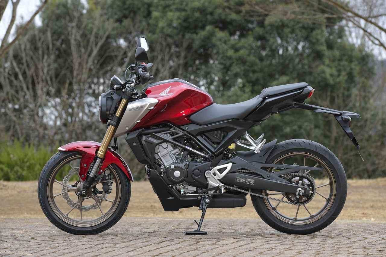 Images : 7番目の画像 - 【写真20枚】ホンダ新型「CB125R」(2021年モデル) - webオートバイ