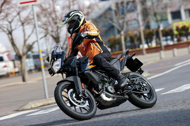 画像1: KTM「250アドベンチャー」インプレ(太田安治)
