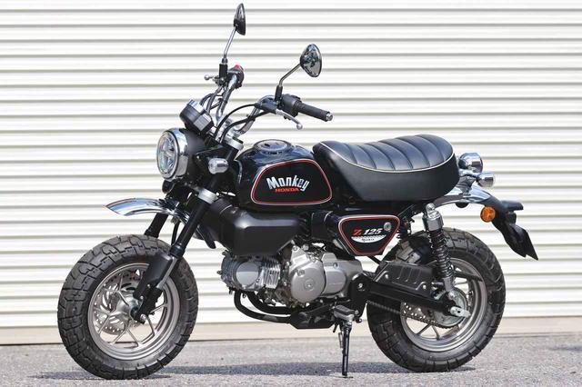 画像: Honda Monkey125 1981 THE IMMORTAL BLACK 税込価格:52万5800円