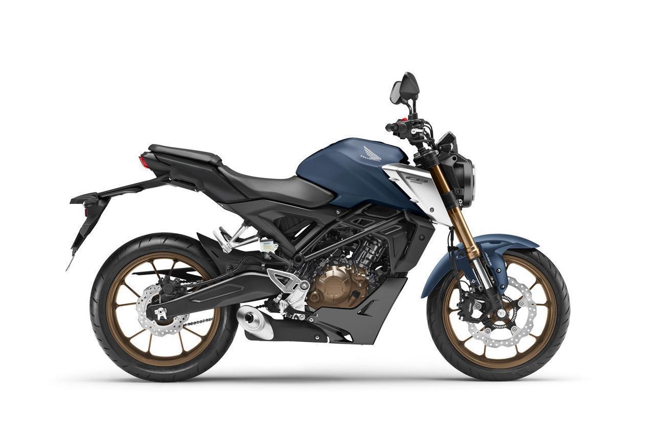 画像: ホンダ新型「CB125R」【太田安治の2021年モデル乗り味予測】 - webオートバイ