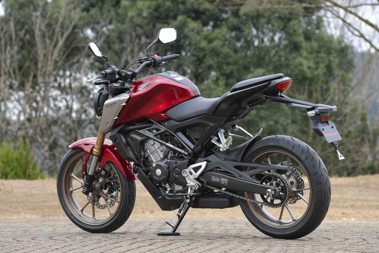 Images : 6番目の画像 - 【写真20枚】ホンダ新型「CB125R」(2021年モデル) - webオートバイ
