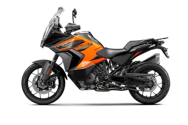 画像1: KTM「1290スーパーアドベンチャー」がモデルチェンジ! 新型2021年モデルの特徴と価格・スペックを紹介