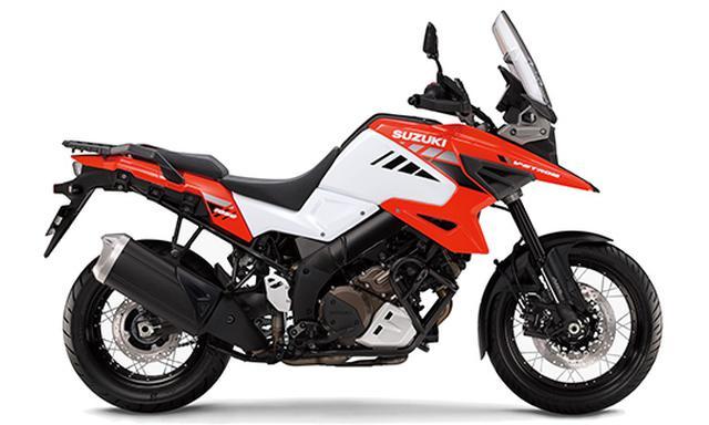 画像2: スズキが「Vストローム1050XT」「Vストローム1050」の2021年モデルを発売! ニューカラーを採用、XTは4色の設定に