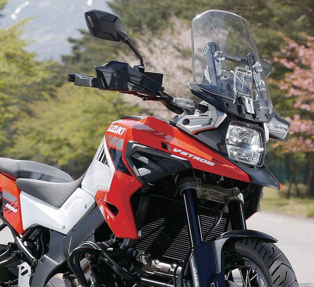 画像: スズキ「Vストローム1050/XT」ヒストリーガイド【名車の歴史】 - webオートバイ