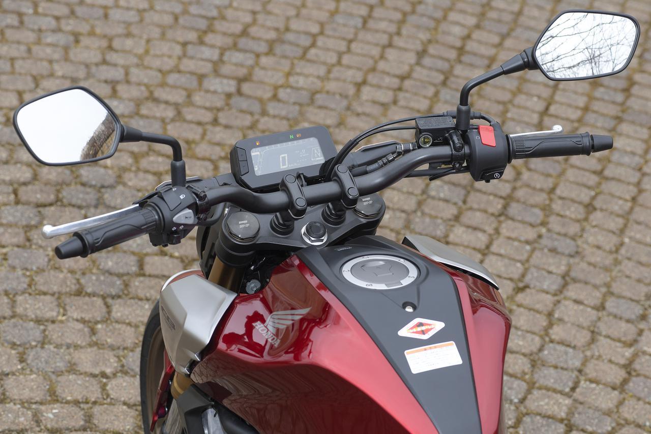 Images : 15番目の画像 - 【写真20枚】ホンダ新型「CB125R」(2021年モデル) - webオートバイ