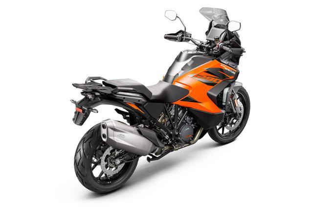 画像2: KTM「1290スーパーアドベンチャー」がモデルチェンジ! 新型2021年モデルの特徴と価格・スペックを紹介