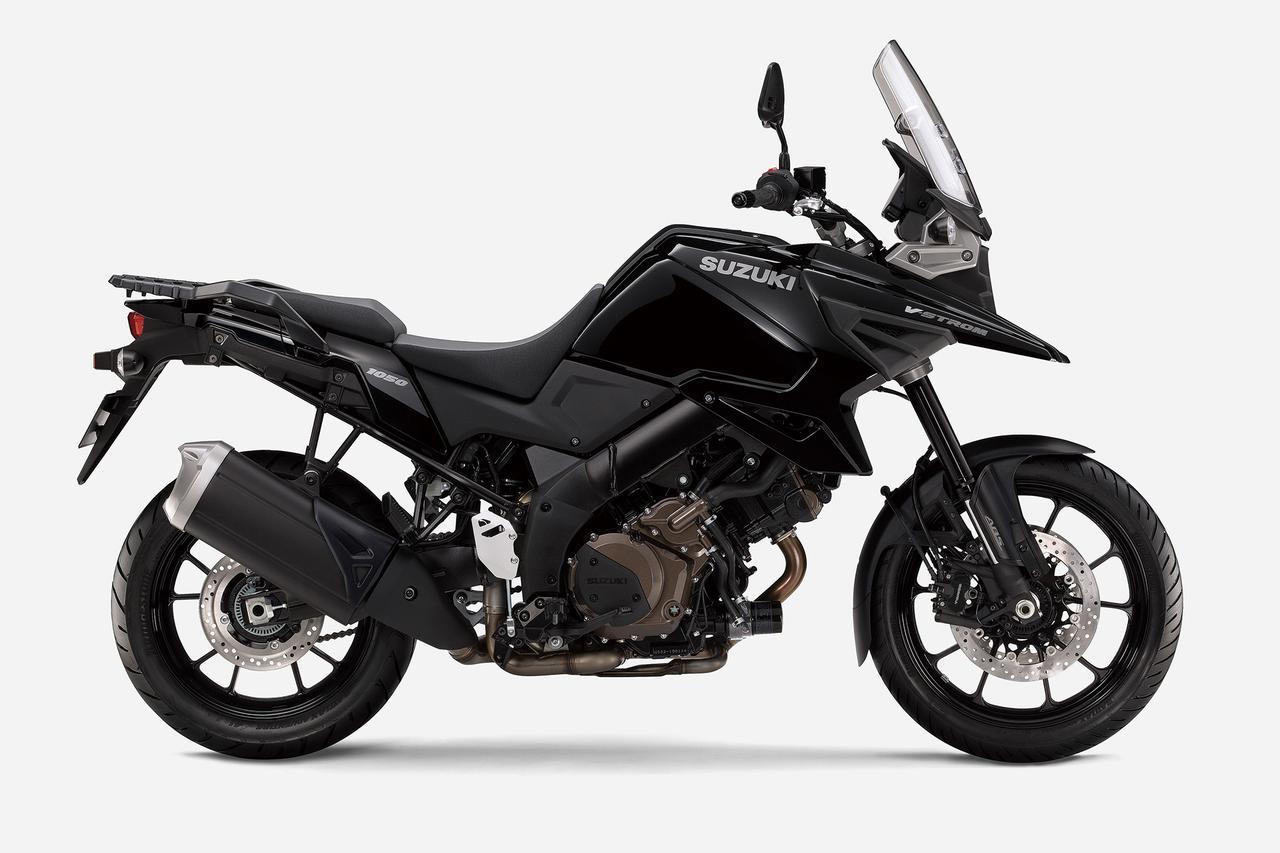 Images : 9番目の画像 - 【写真12枚】スズキVストローム1050/XT(2021年モデル) - webオートバイ