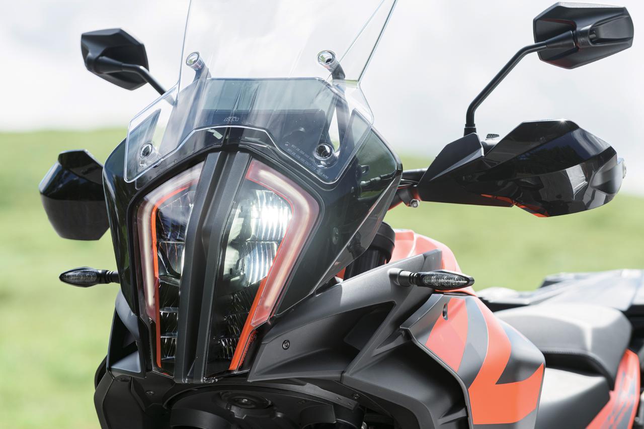 画像1: KTM「1290 スーパーアドベンチャー S」インプレ(2020年) - webオートバイ