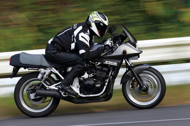 画像: 【絶版名インプレ】GSX250S KATANA(1991年) - webオートバイ