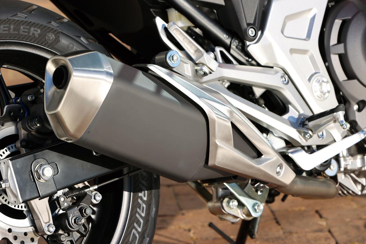 Images : 6番目の画像 - 【写真12枚】ホンダ「NC750X」2021年モデル - webオートバイ