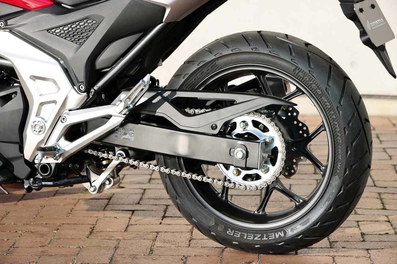 Images : 7番目の画像 - 【写真12枚】ホンダ「NC750X」2021年モデル - webオートバイ