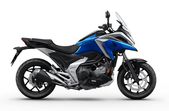 画像: ホンダ新型「NC750X」は旅バイクとしての魅力を全方位でアップ、DCTの完成度にも注目したい【太田安治の2021年モデル乗り味予測】 - webオートバイ
