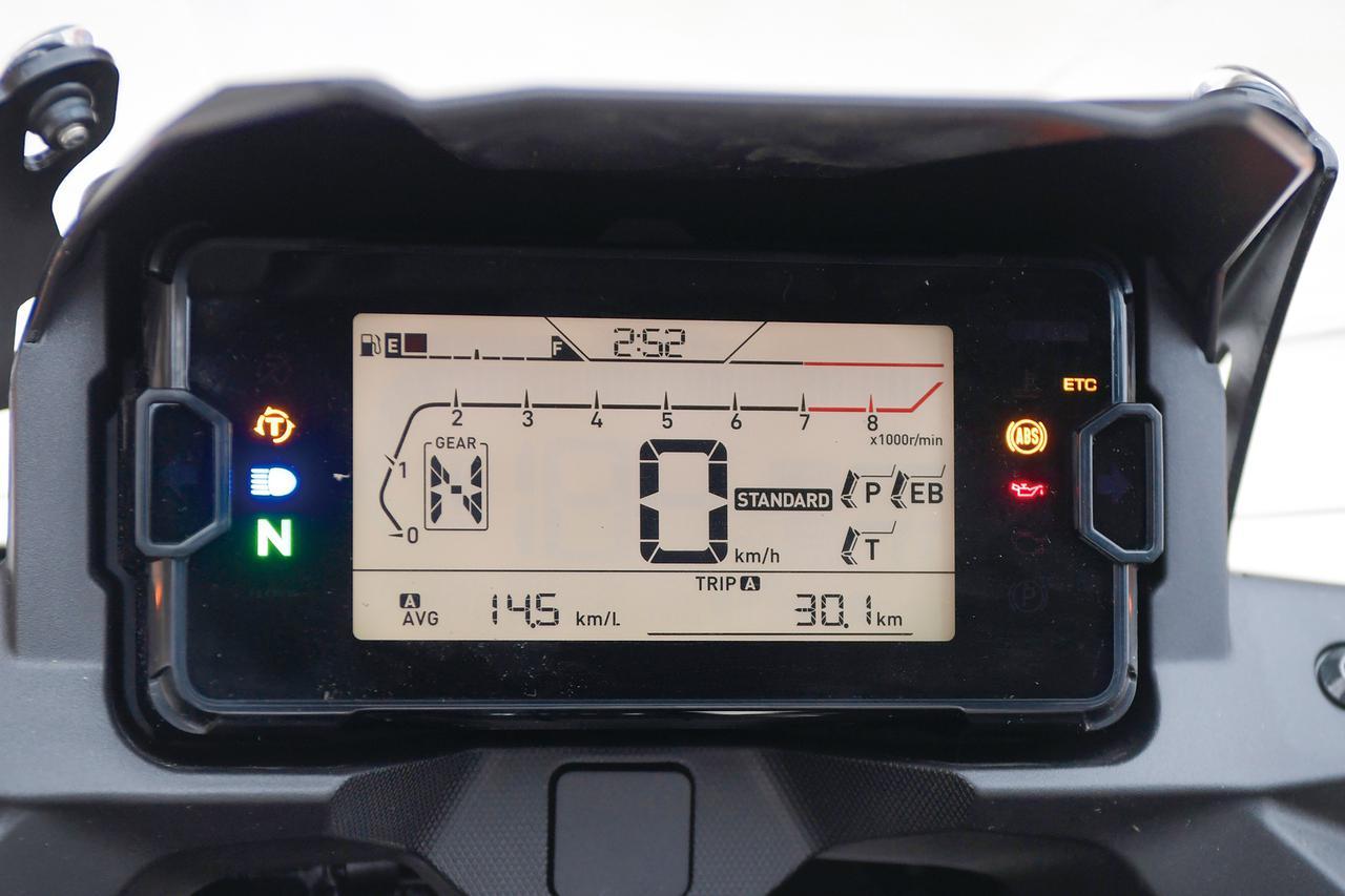 Images : 10番目の画像 - 【写真12枚】ホンダ「NC750X」2021年モデル - webオートバイ