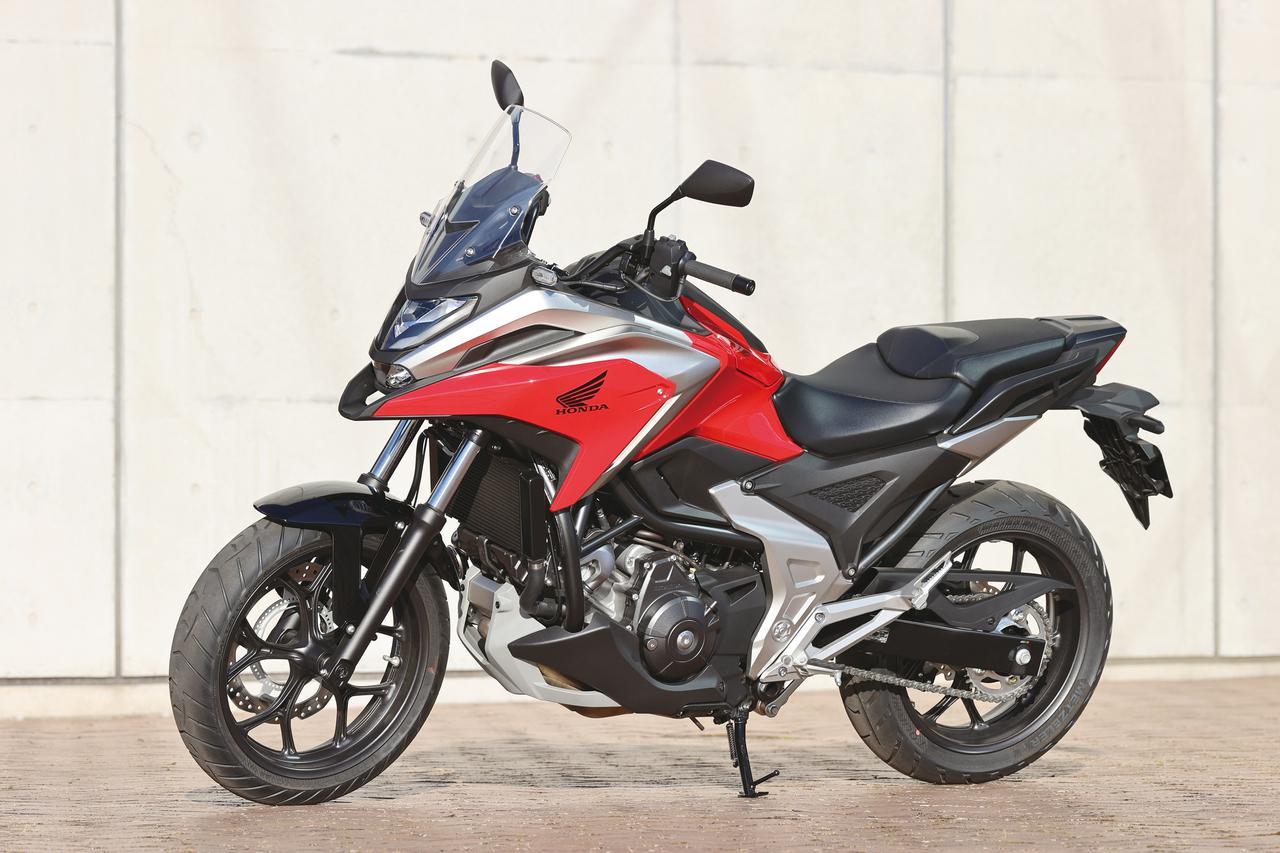 Images : 4番目の画像 - 【写真12枚】ホンダ「NC750X」2021年モデル - webオートバイ