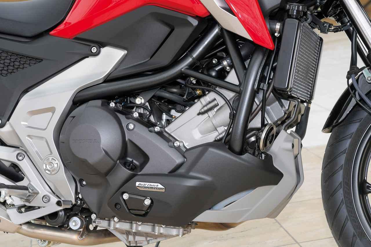 Images : 5番目の画像 - 【写真12枚】ホンダ「NC750X」2021年モデル - webオートバイ